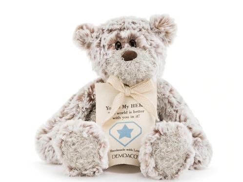 """Mini Giving Bear 8.5"""" - Hero - Stuffed Animal"""