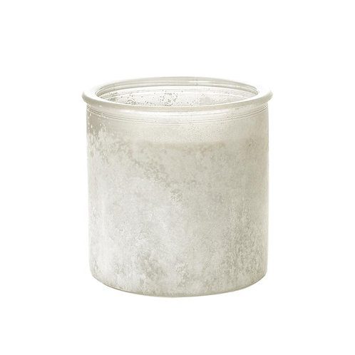 ELEVEN POINT  Up A Creek CANICHE River Rock Candle