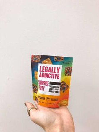 LEGALLY ADDICTIVE - MINI SP