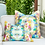 Thumbnail: Laura Park Designs INDIGO GIRL BLUE SUNBRELLA® PILLOW