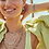Thumbnail: Scarlet Gold Collar Necklace