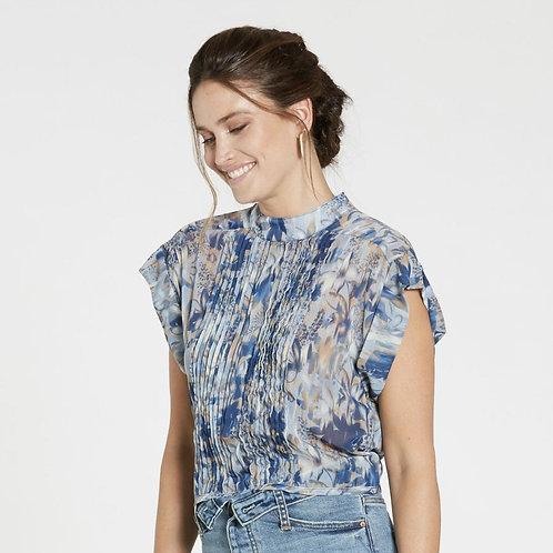 Dear John MARCELLA Floral Top