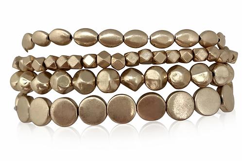 Meghan Browne Jane Bracelet Gold