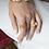 Thumbnail: JULIE VOS - Florentine Stacking Ring