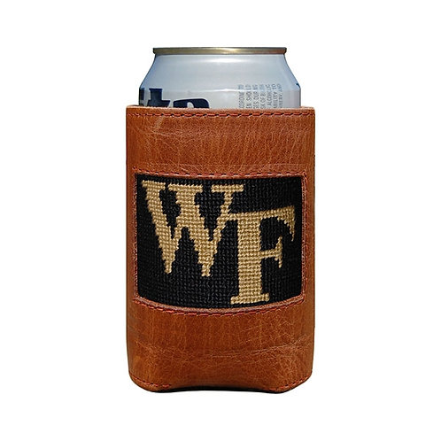 Smathers & Branson - Wake Forest Needlepoint Can Cooler