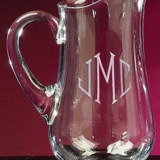 Personalized Gift Expressions Pitcher