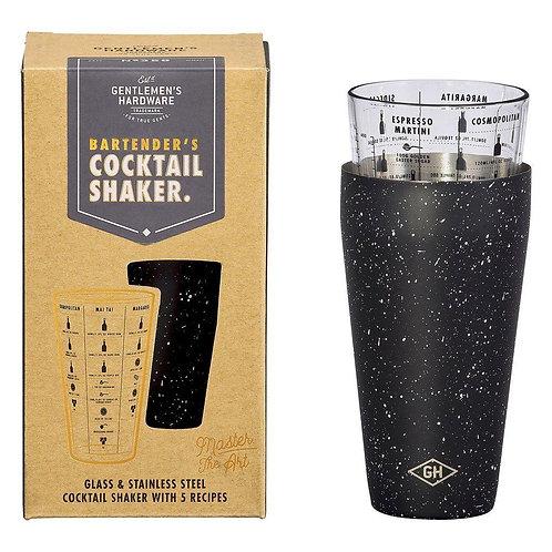 Gentlemen's Hardware The Bartender Cocktail Shaker