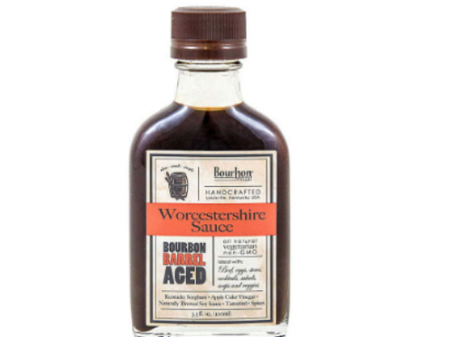 Bourbon Barrel Foods  BOURBON BARREL WORCESTERSHIRE SAUCE