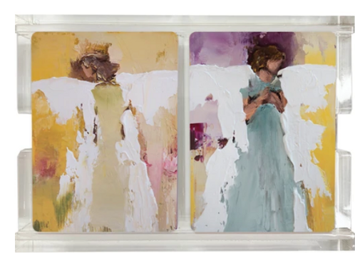 Anne Neilson Home Angel Series Playing Cards