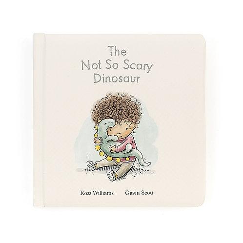 Jelly Cat The Not So Scary Dinosaur Book