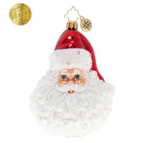 Radko Classic St. Nick Ornament
