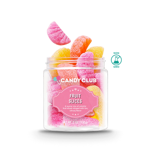 Candy Club FRUIT SLICES