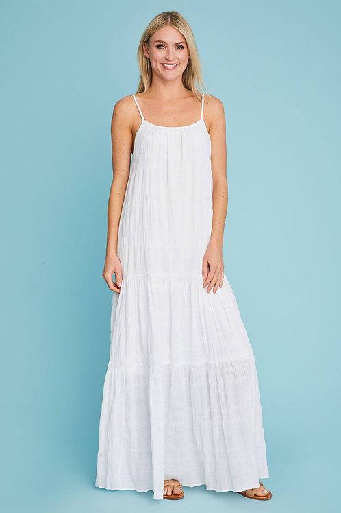 BB Dakota Roman Holiday Gauze Dress