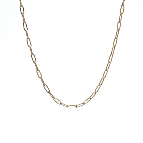 Kenda Kist GOLD Paper Clip Chain Layer