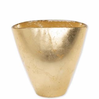 Vietri Gold Moon Glass Med Vase.png