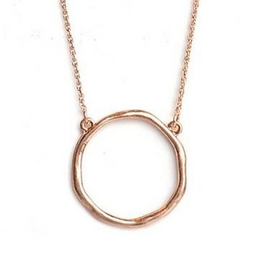 Meghan Browne ERIN Necklace in Gold