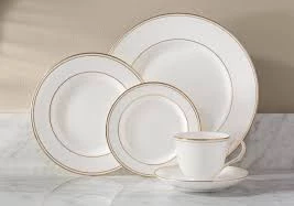 Lenox Federal Gold 5-Piece Place Setting