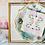 Thumbnail: Laura Park Designs BROOKS AVENUE PINK COCKTAIL NAPKINS