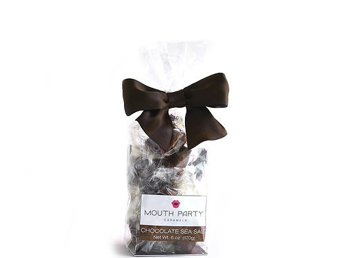 Mouth Party CHOCOLATE SEA SALT