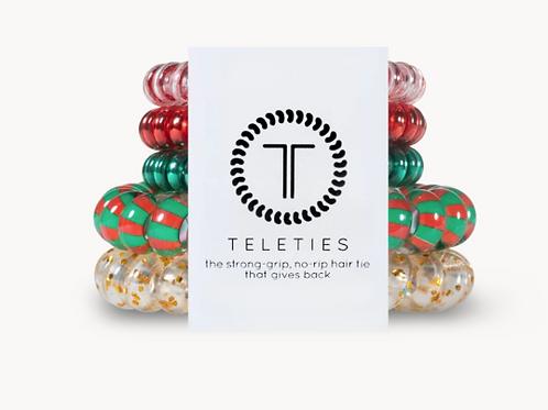 TELETIES Who's Your Santa? Set