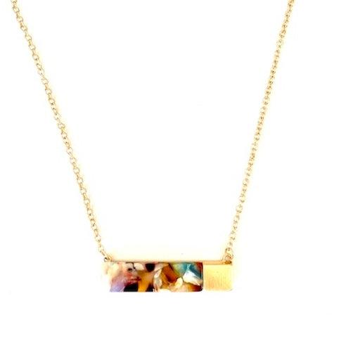 Meghan Browne Style Davi Necklace