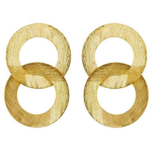 Sheila Fajl Greta Earring in GOLD