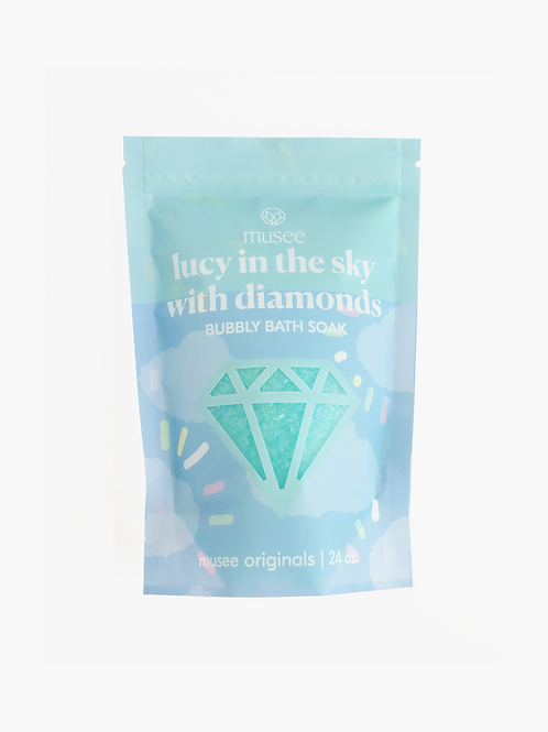 musee - Lucy in the Sky with Diamonds Bubbly Bath Soak