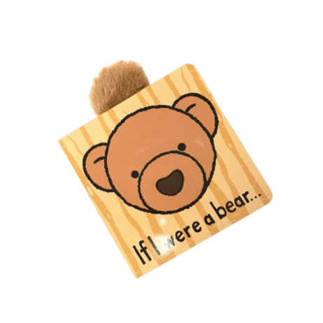 """Jelly Cat Book """"If I were a bear..."""""""