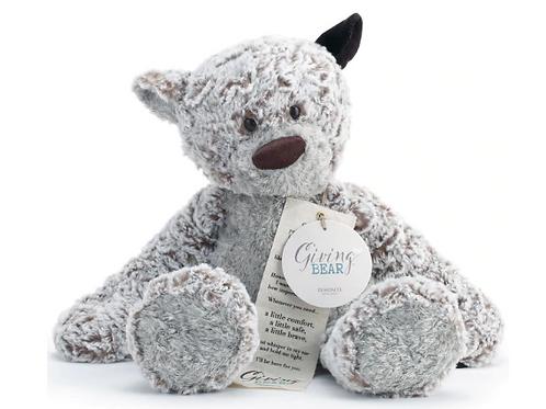 DEMDACO Giving Bear