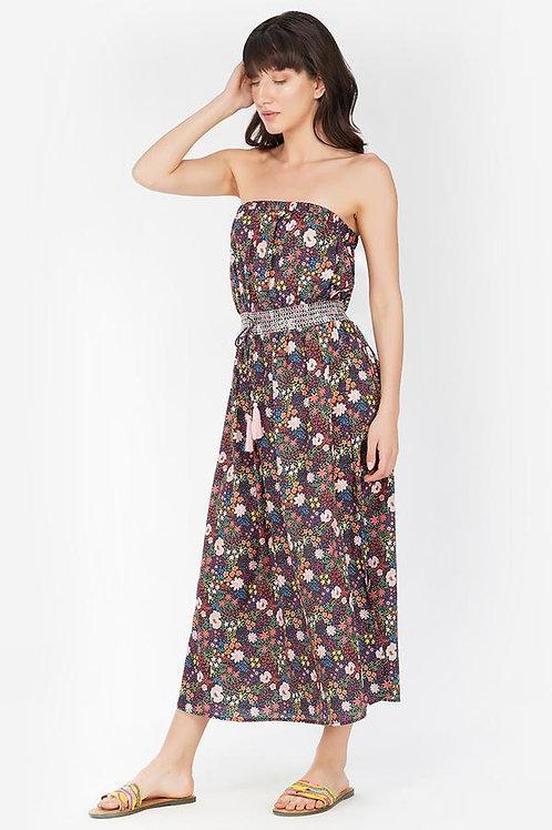 DISTY FLORAL MAXI DRESS