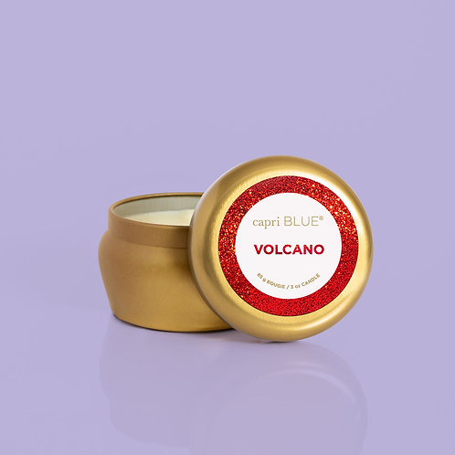Capri Blue - Volcano Glam Mini Holiday Tin