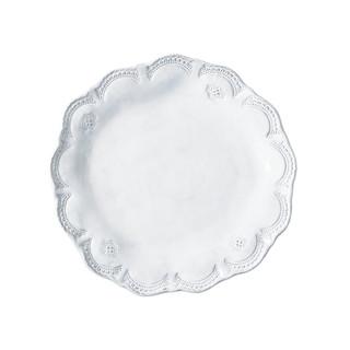 Vietri Incanto Lace European Dinner Plate