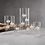 Thumbnail: ZODAX Suspended Glass Tealight Holder MEDIUM