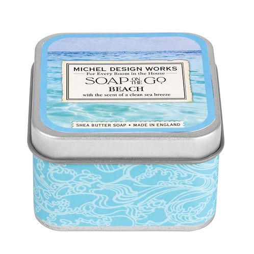 MICHEL DESIGN - Beach Soap on the Go