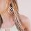 Thumbnail: Natalie Wood Designs - Believer Large Drop Earrings