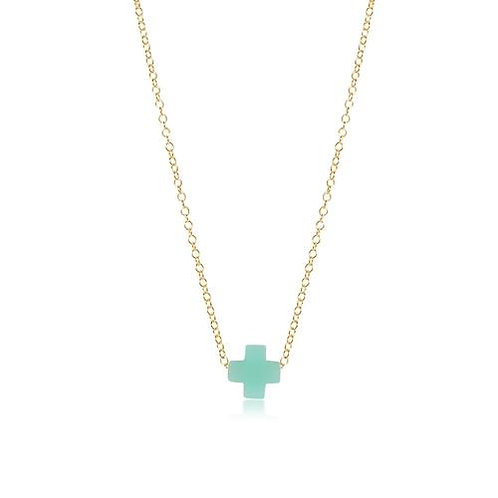 "enewton - 16"" Signature Cross Necklace MINT"