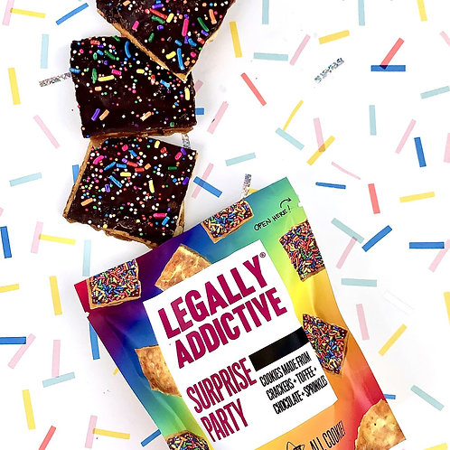 LEGALLY ADDICTIVE - SURPRISE PARTY