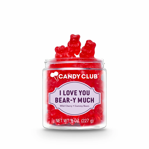Candy Club MOTHER'S DAY  Love You Bear-y Much