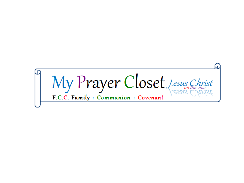My Prayer Closet