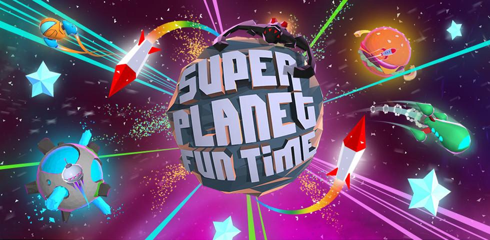 Super Planet Fun Time