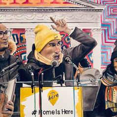 Immigrant Right Activists