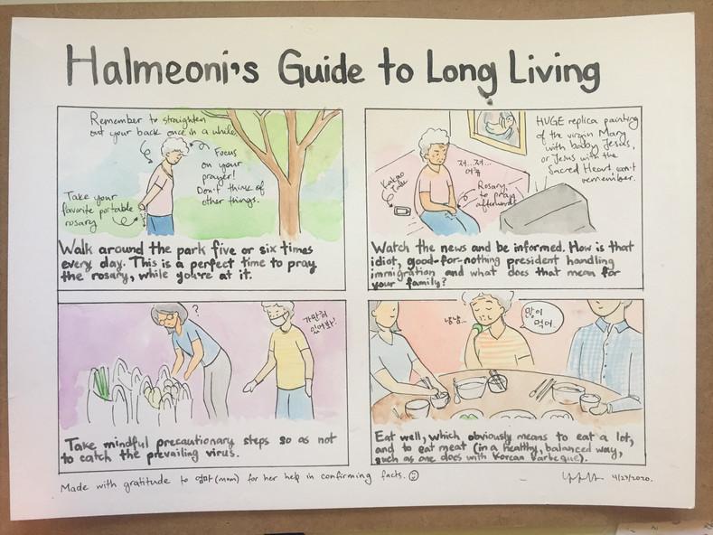 Halmeoni's Guide to Long Living.JPG