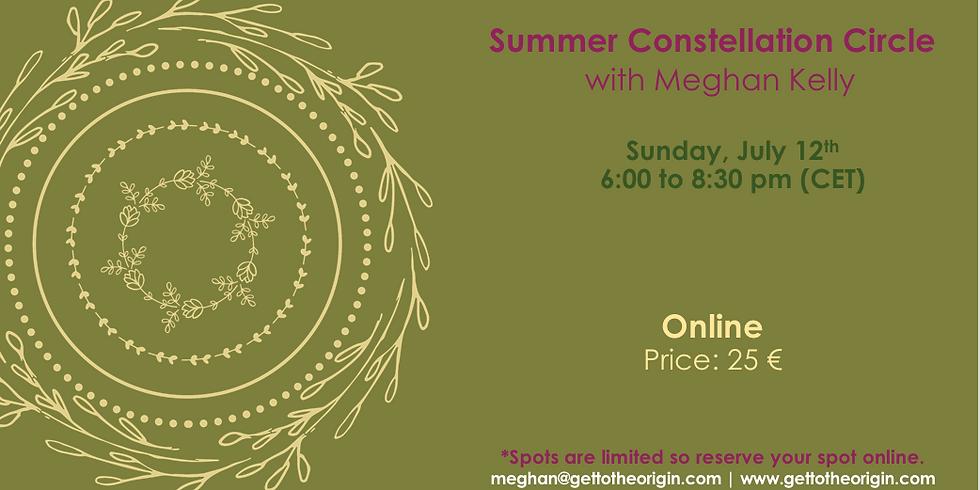 Summer Constellation Circle Online