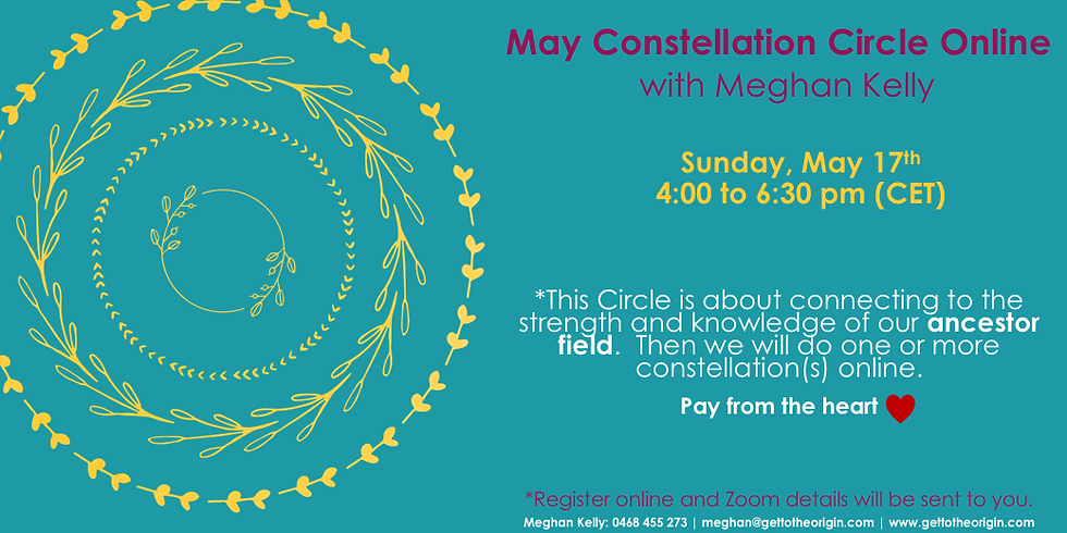 May Constellation Circle Online