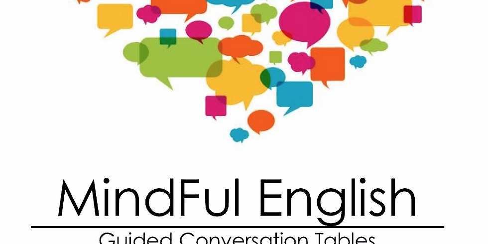 MindFul English - Guided Conversation Table