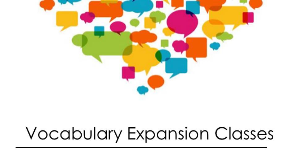 MindFul English - Vocabulary Expansion Class