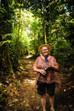 School children bought the rainforest