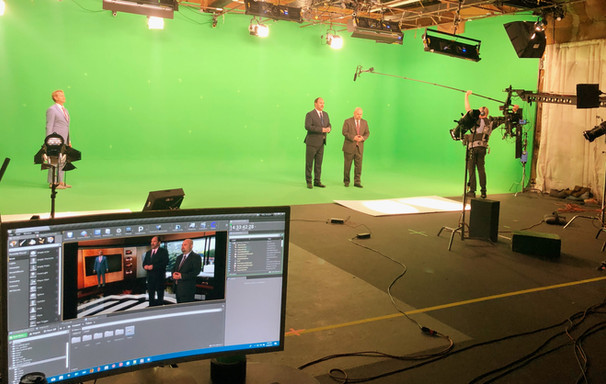 Warner bros Virtual Production