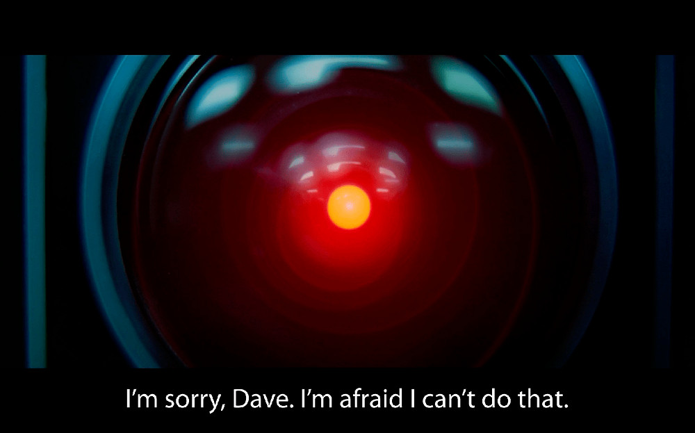 The Boss Man HAL 9000