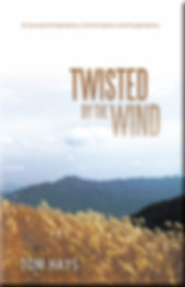 "Book ""Twisted by the Wind"" by Tom Hays"